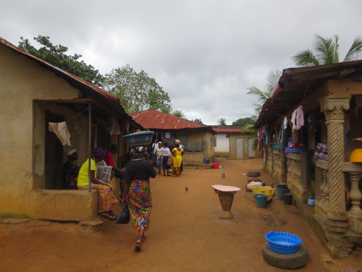 Sierra Leone Houses