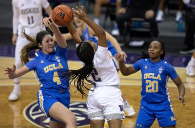 Huskies tournament dreams end as they fall short of UCLA