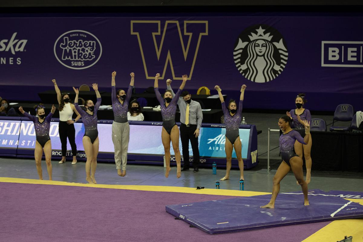 Huskies surpass 196 for first time this season in final home meet