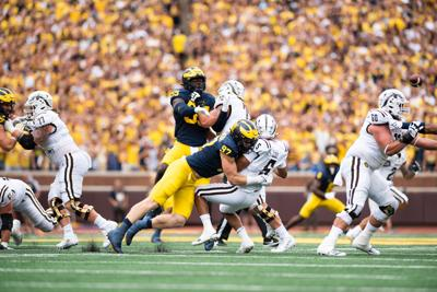 3-2-1, football: The Daily's primer on Michigan