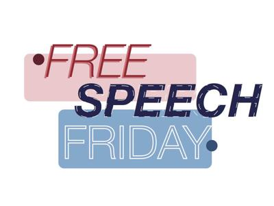Free Speech Friday