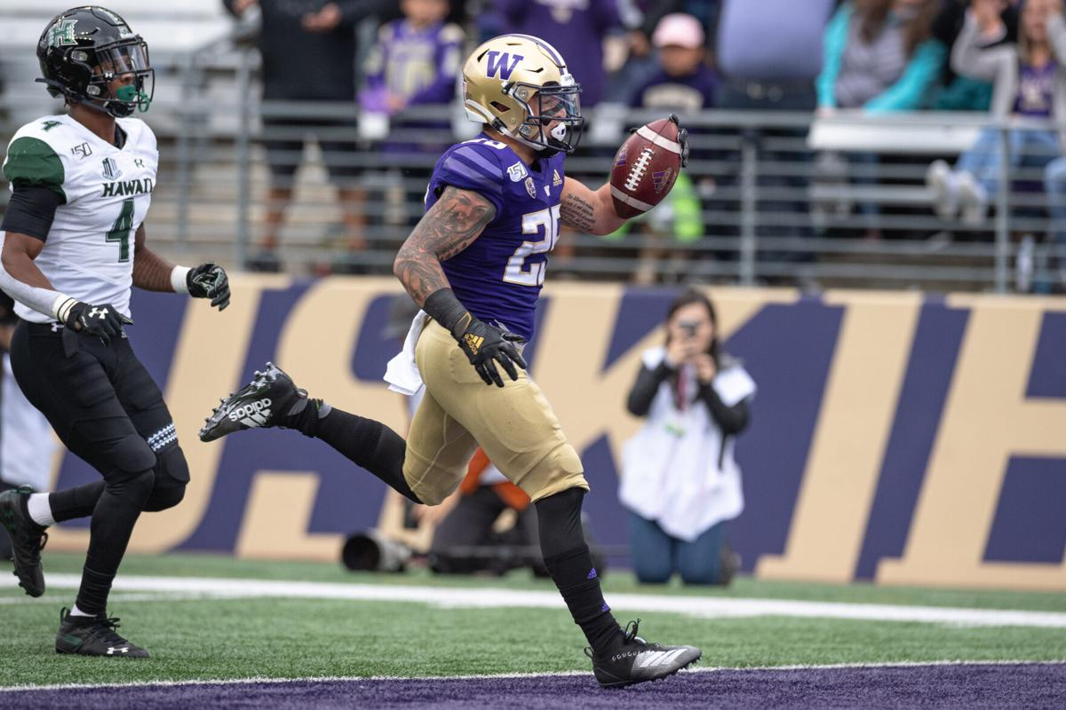 The stable reloaded: UW backfield in good shape with Newton and McGrew (1)