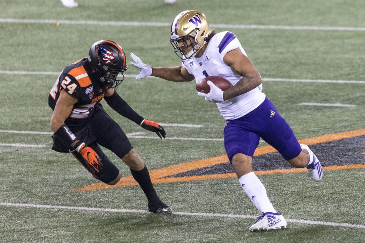 Hunter Bryant, Trey Adams to miss Las Vegas Bowl