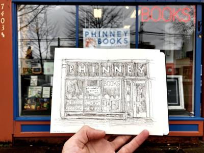Phinney Books for TCS