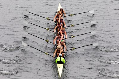 Washington rowing does it again to win men's and women's Pac-12 Championship