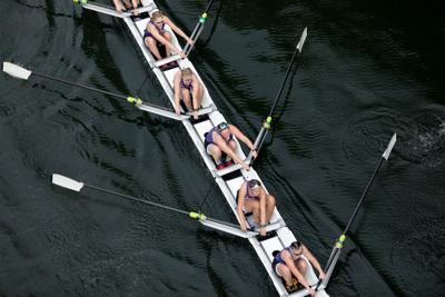 UW women's rowing advances all three boats to the finals looking to defend national title