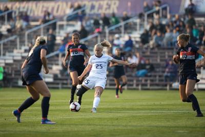 Women's Soccer vs Cal State Fullerton