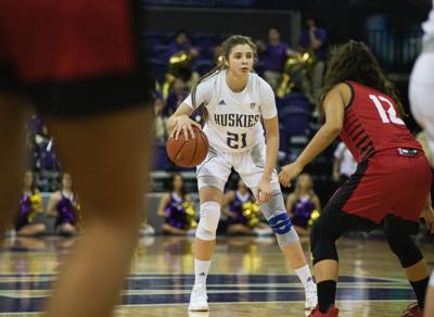 Huskies return home with hopes of continuing their win streak
