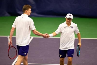 Huskies face busy schedule with four games in seven days