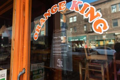 Orange King closes
