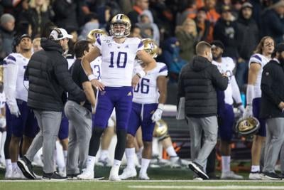 Eason and passing attack 'out of sync,' despite win over Beavers