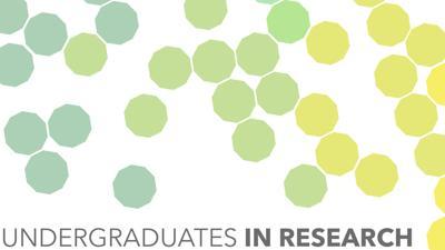 Undergraduates in research logo