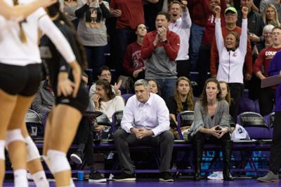 Huskies have lessons to learn from five-set loss to WSU