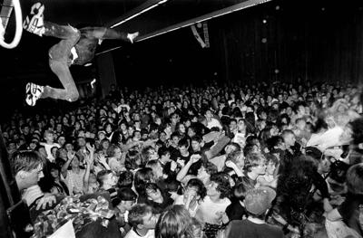 Smells like husky spirit: 30 years ago, Nirvana made history at the HUB