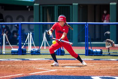 Tokyo Dawgs: Former Huskies earn medals in softball on Day 4