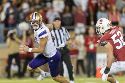 'Resilient' Huskies head to the Desert with lots of questions