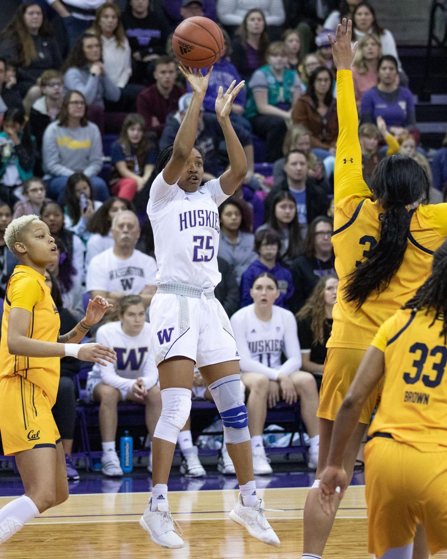 Sophomore jump: How Watkins' increased role helped the Huskies snap losing skid
