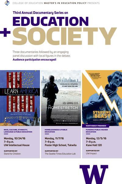 Education + Society