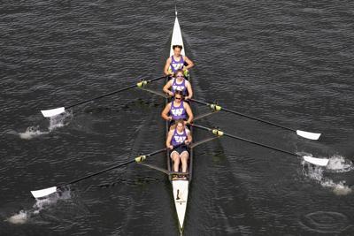 Washington narrowly misses 2021 NCAA Women's Rowing Championship title