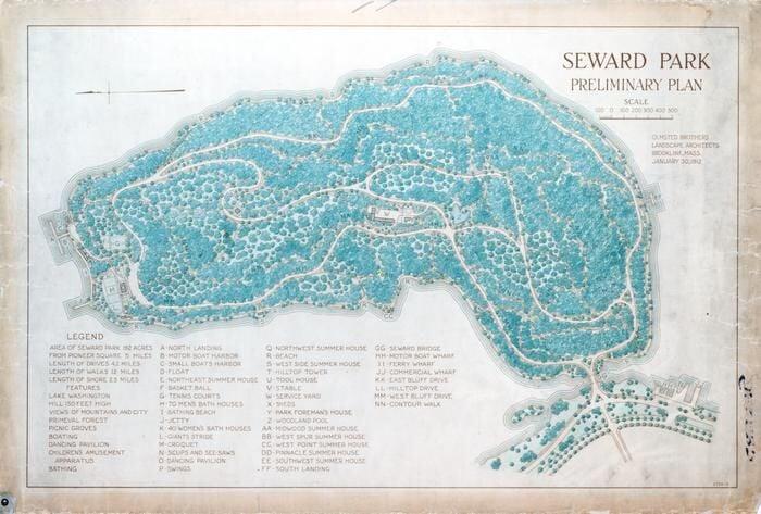 Seward Blueprint