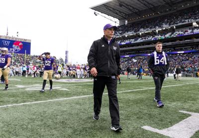 Petersen to step down after bowl game, Lake named new head coach of football program