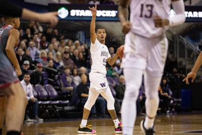 With Gonzaga on the horizon, Quade Green plays his best basketball in win over EWU