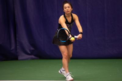 Poor singles performance leads to upset loss in Kansas