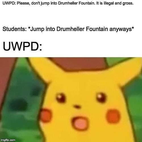 UWPD meme