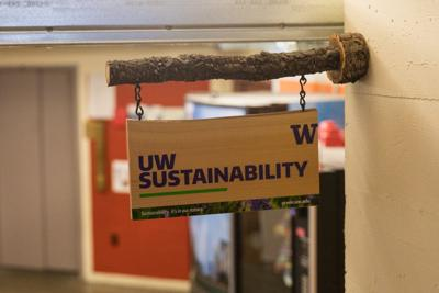 UW releases five-year goals for sustainability