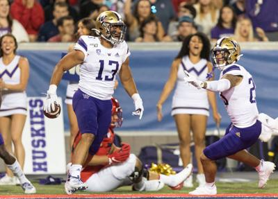 When it rains, it pours for UW in big second half over Arizona
