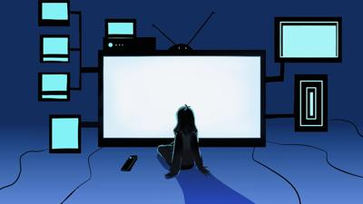 I Should Watch TV LOGO
