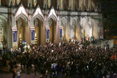 Red Square protests