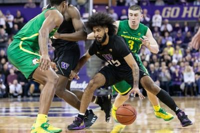 Instant: Huskies botch double-digit lead in loss to No. 8 Ducks