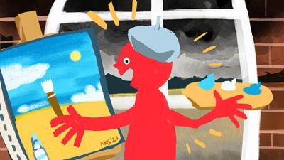 Art/creativity and SAD