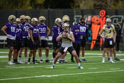 Notes and Quotes: An overview of Washington's first spring practice