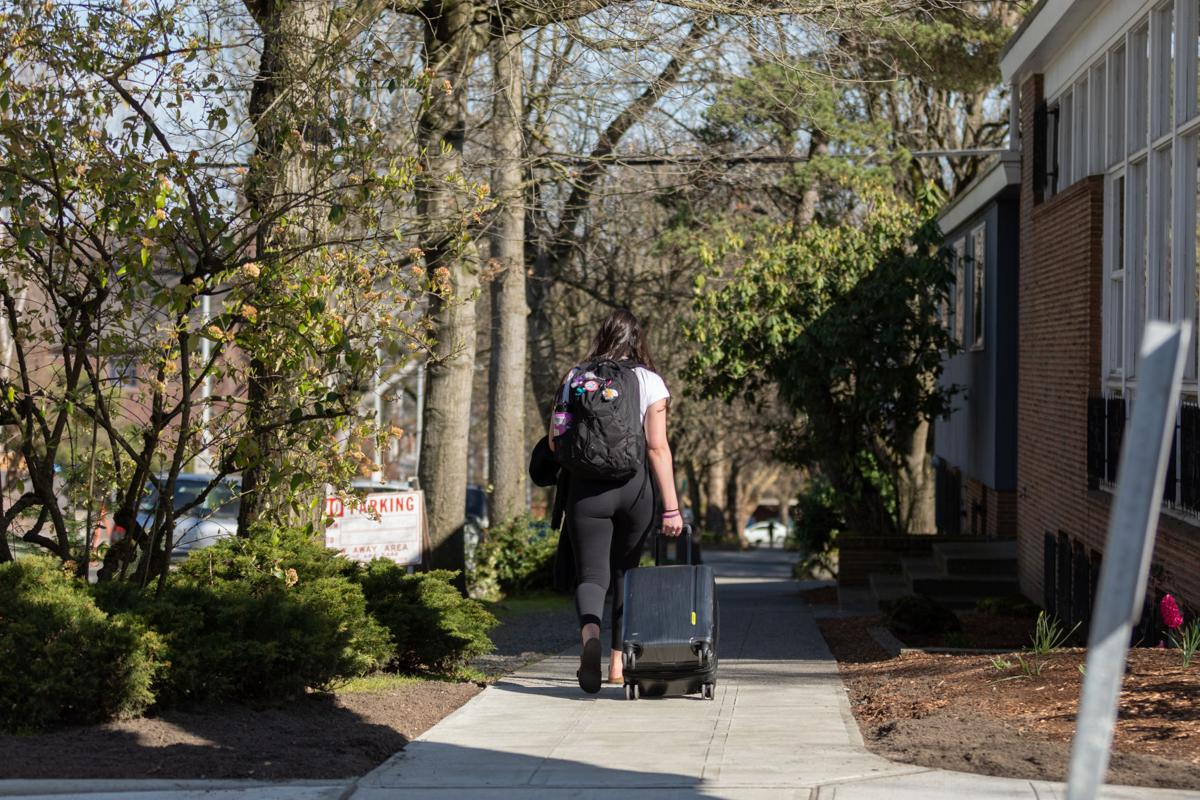 Can I stay or must I go?: Coronavirus means tough decisions for UW's sororities