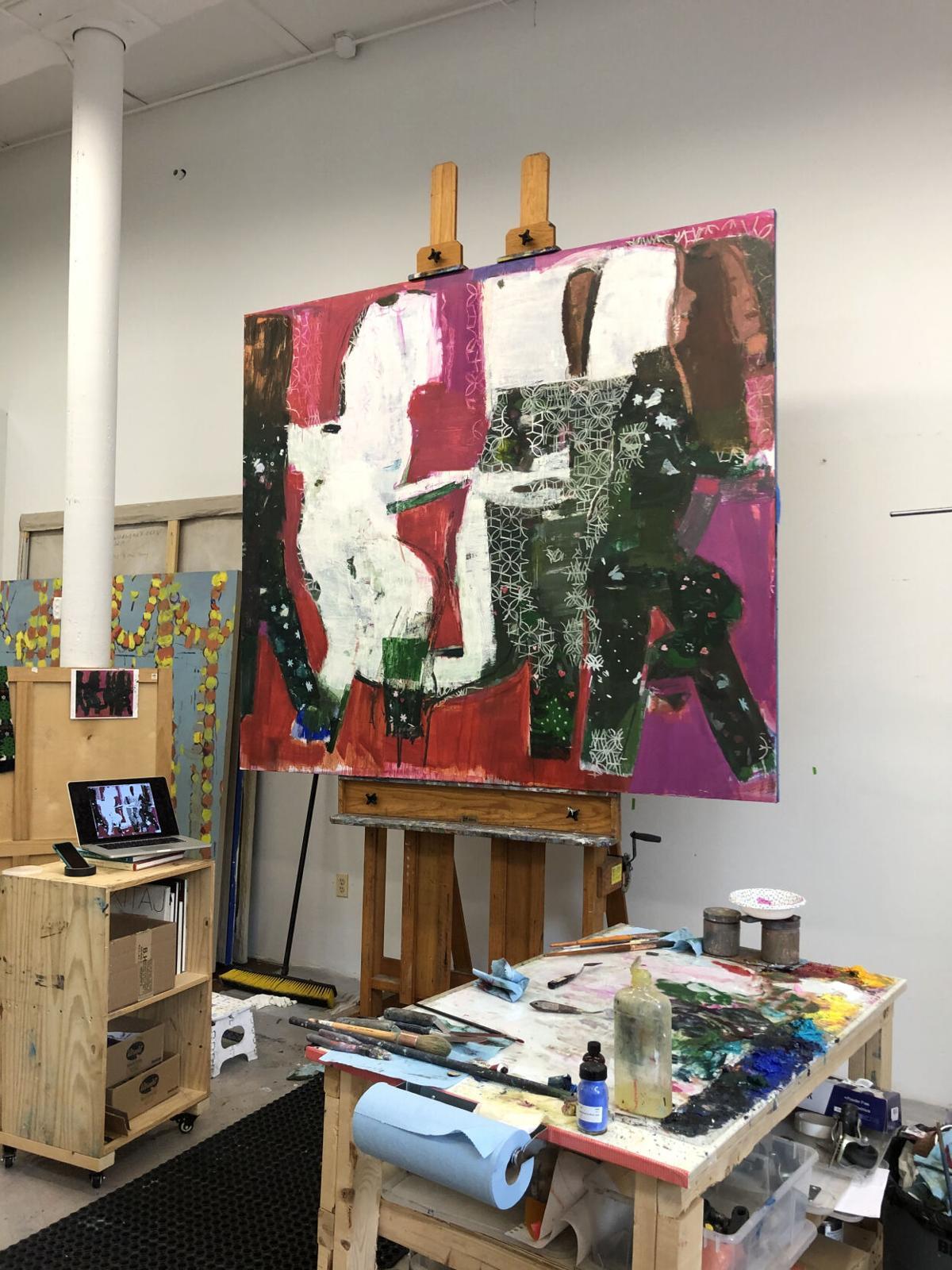 Sangram Majumdar studio