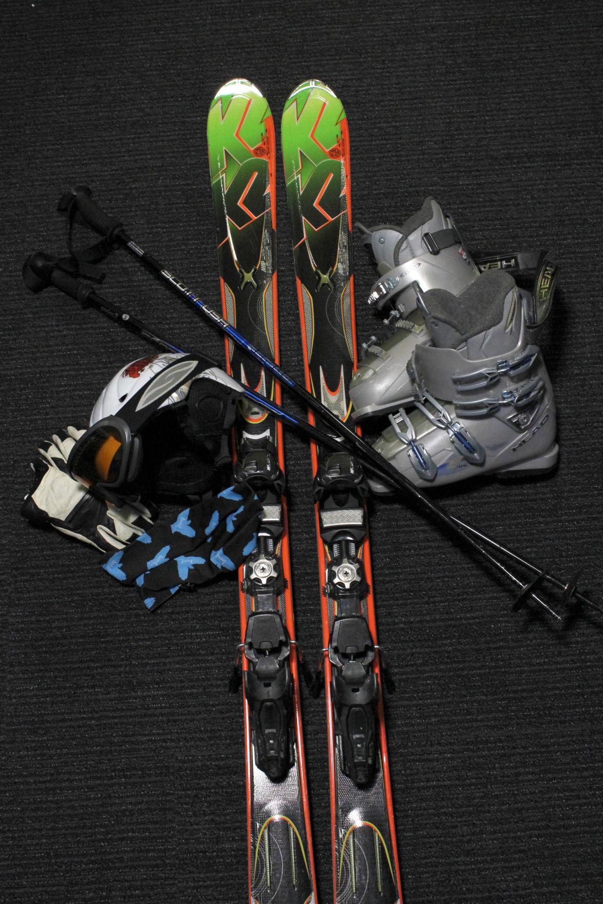 Teach me how to hobby  Skiing  20d80ce0c349