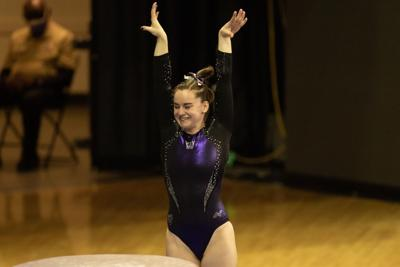 Four gymnasts put on strong showing at NCAA regionals