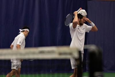 UW swept by Michigan in first loss of season