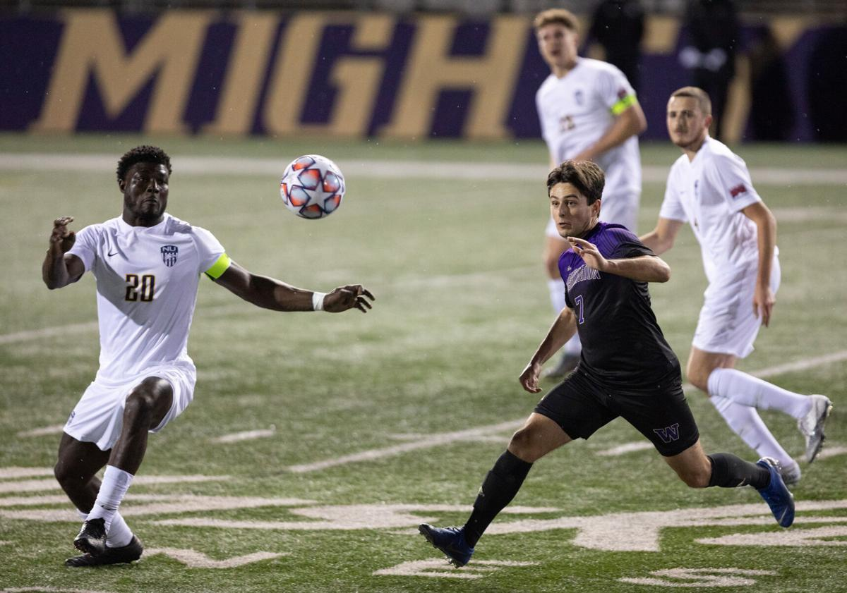 Washington rolls in season victory over Northwest University