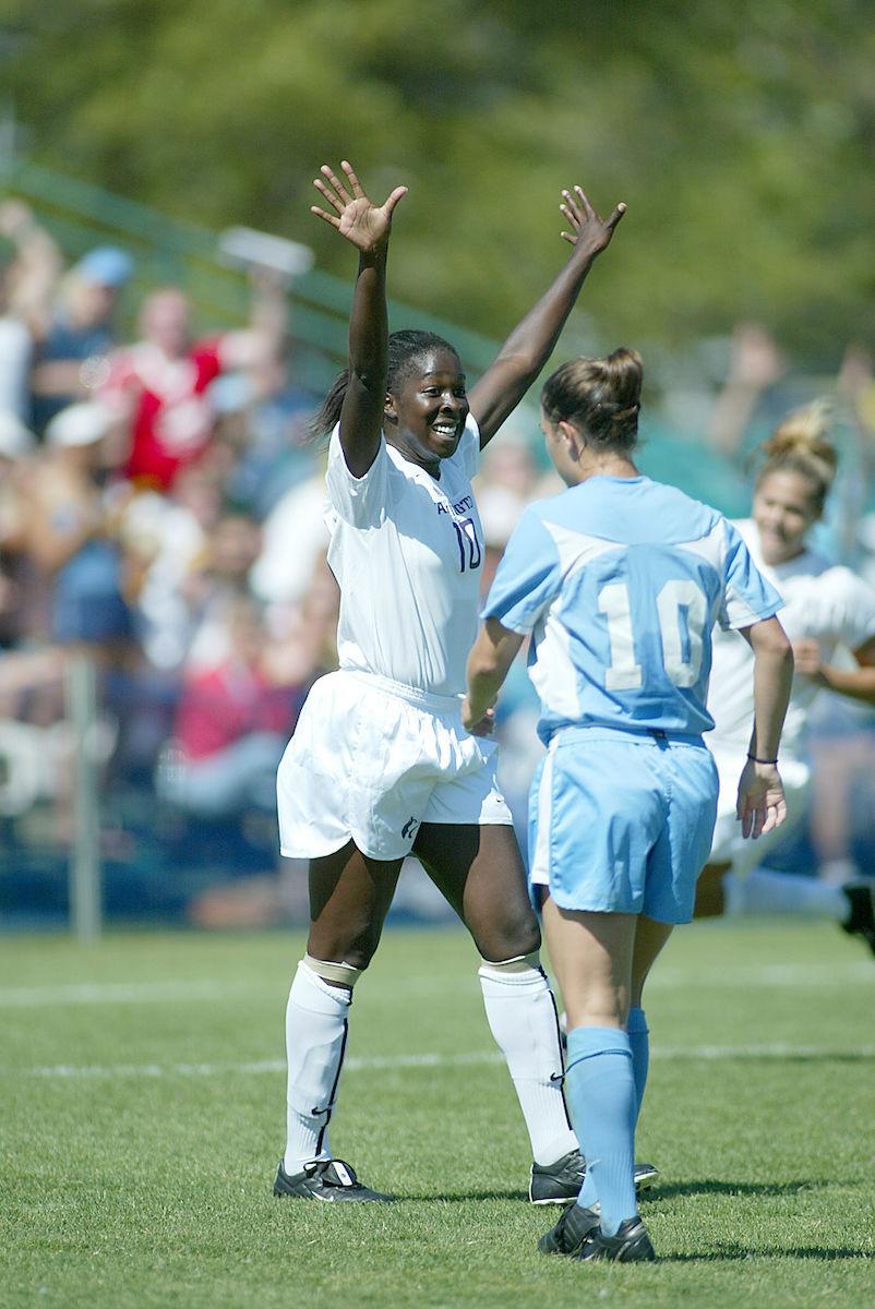 Washington legend returns in assistant role for women's soccer