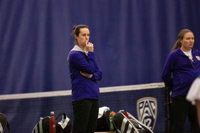 College tennis the perfect setting for Stephenson's team-first attitude