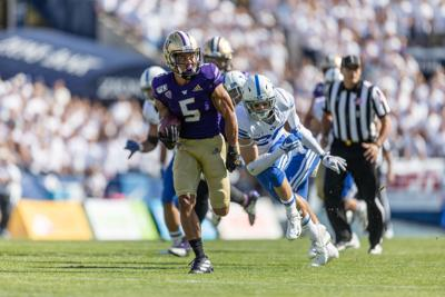 Preparing for 'The Library': Huskies ready for next road test