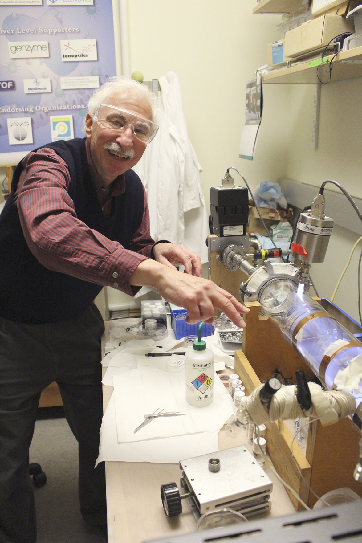 Dr. Buddy Ratner