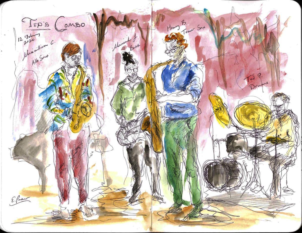 Jazz Improv. 2