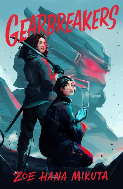 """UW student releases novel, """"Gearbreakers"""""""