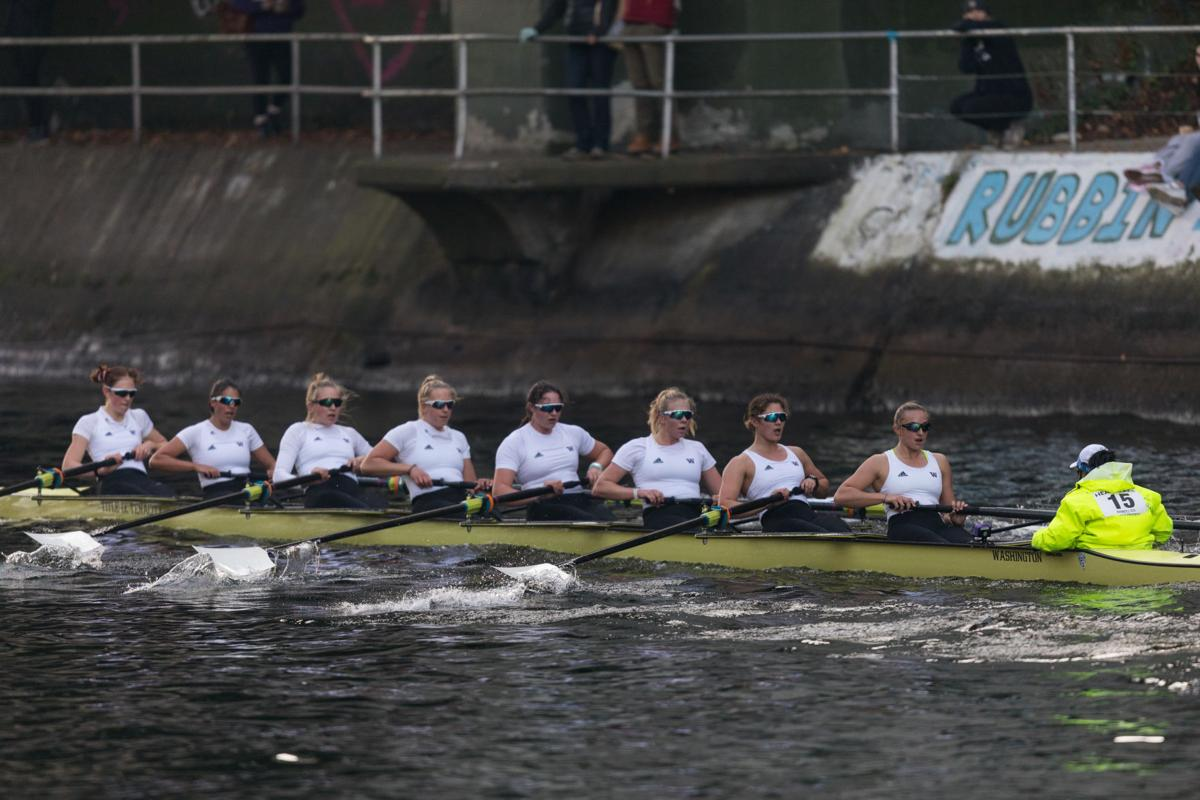 Head of the Lake features Washington first-place finishes