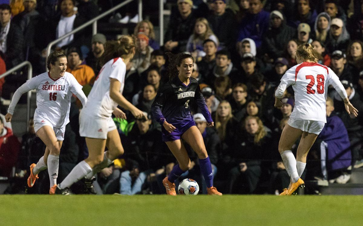 UW defense paces team to opening NCAA tournament win