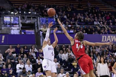 Second half struggles provide opportunity to grow for Huskies